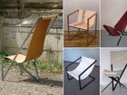 Easy Chairs Of Metal